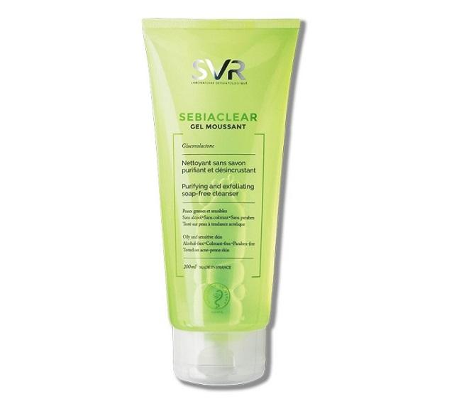 Sửa rửa mặt tốt nhất hiện này cho da nhờn SRV