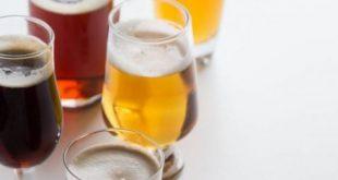 Dưỡng trắng da bằng bia
