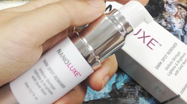 Hướng dẫn sử dụng Serum trị nám Nanoluxe Reluma trị nám hiệu quả nhất