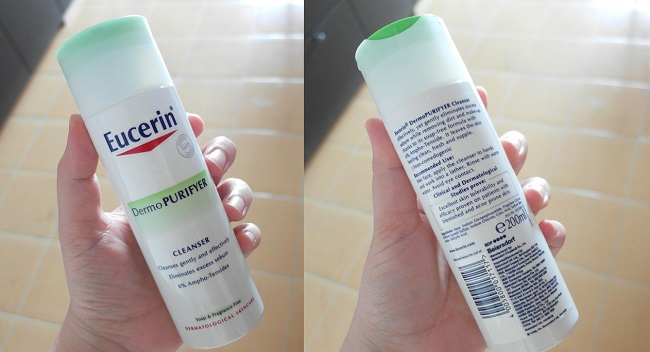 Sữa rửa mặt cho da nhờn và mụn
