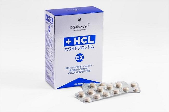 Viên uống trị nám tận gốc Sakura HCL