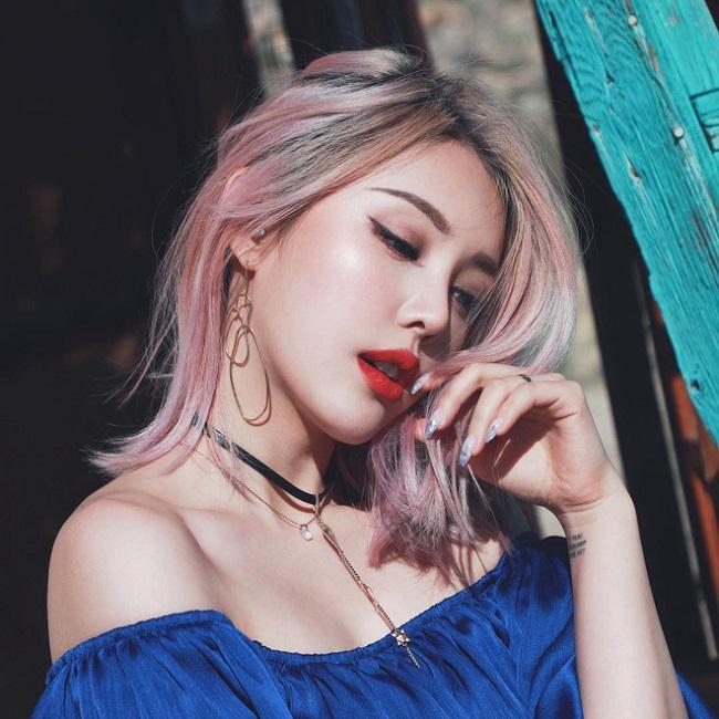 Màu tóc nhuộm đẹp 2019