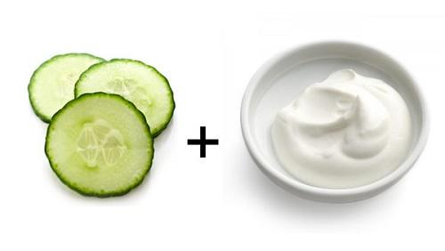 Cách làm mặt nạ dưa leo dưỡng ẩm da