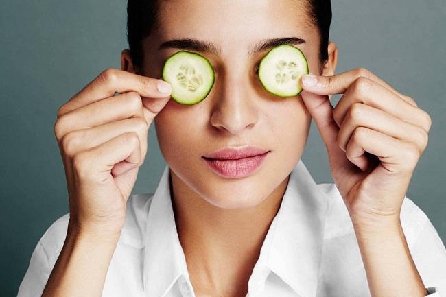 Cách làm mặt nạ dưa leo dưỡng da