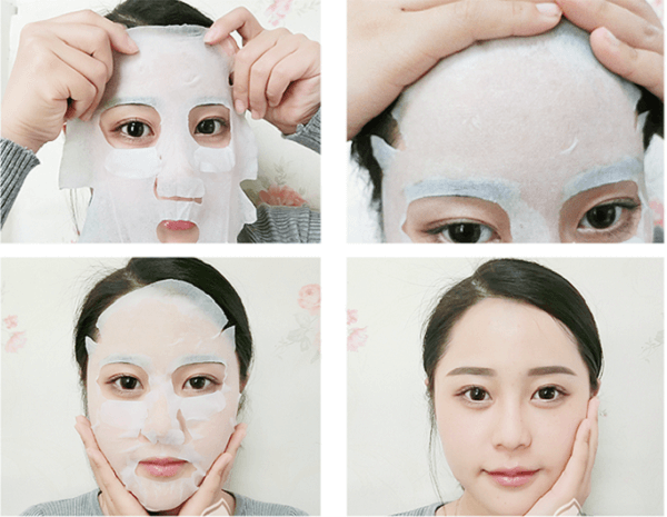 Cách đắp mặt nạ giấy hiệu quả