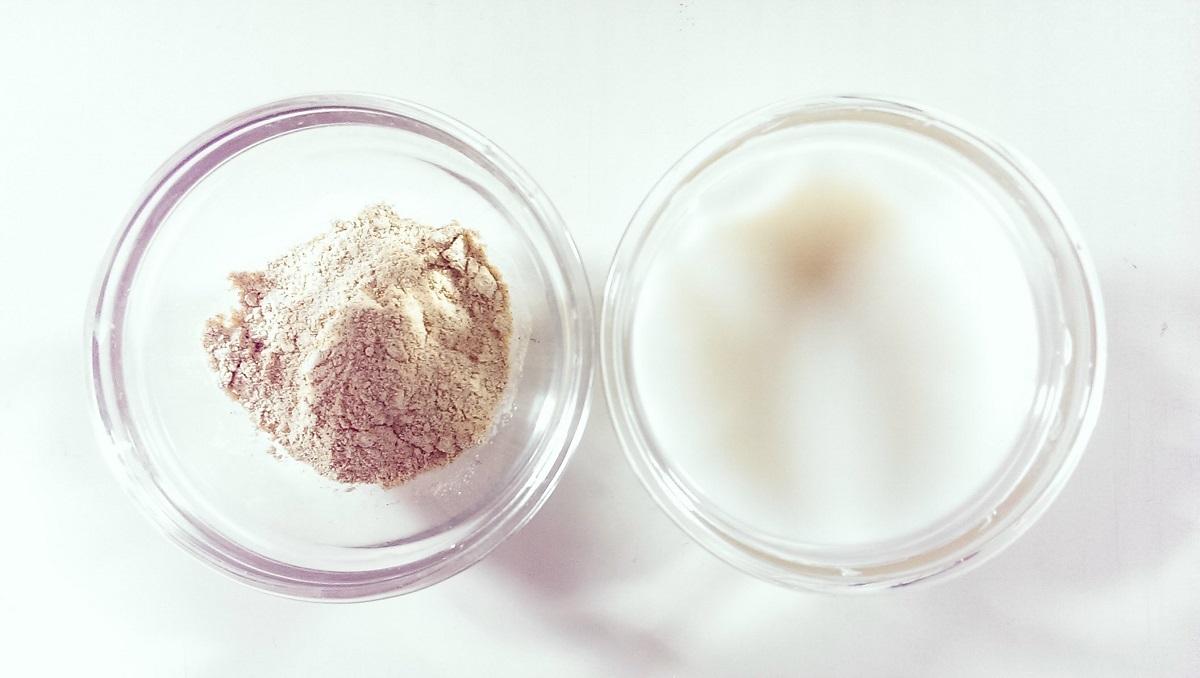 Cách dưỡng trắng da cấp tốc với bột gạo
