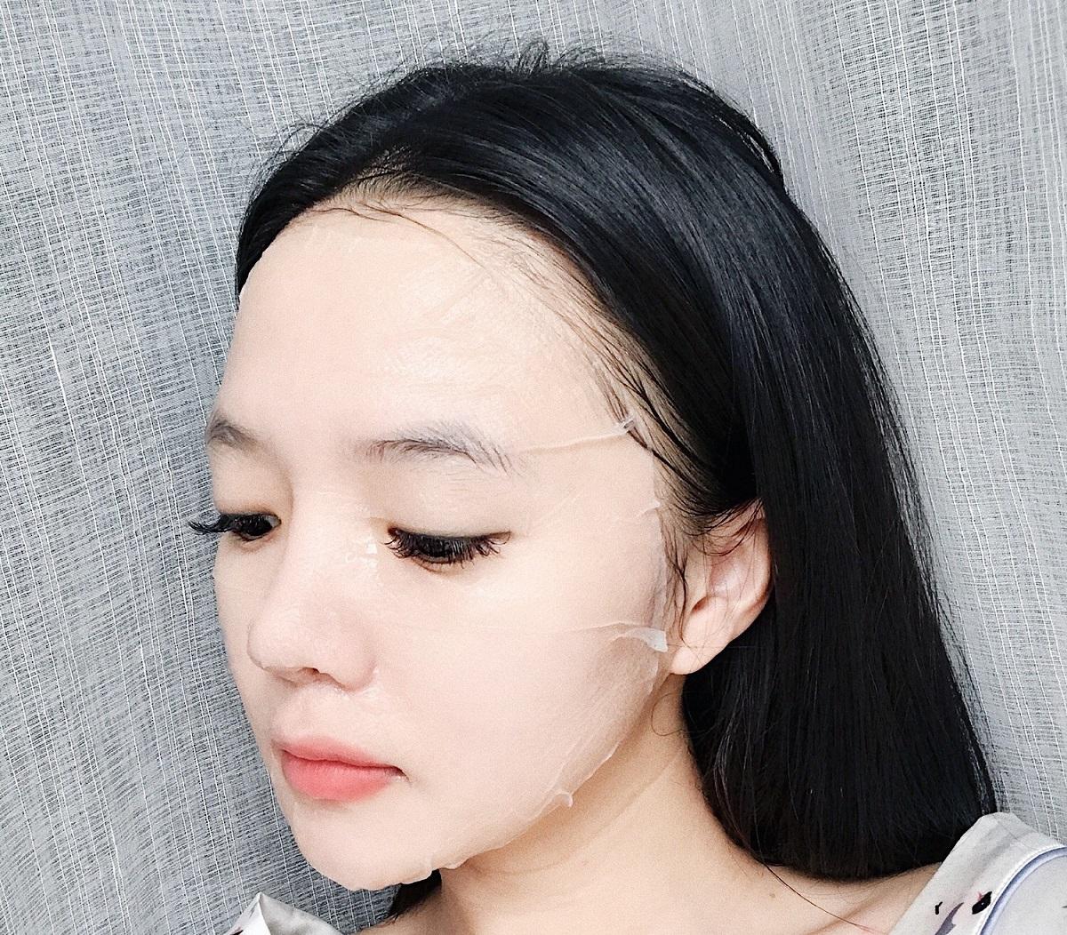Mặt nạ Sakura 3D Face Mask có tốt không