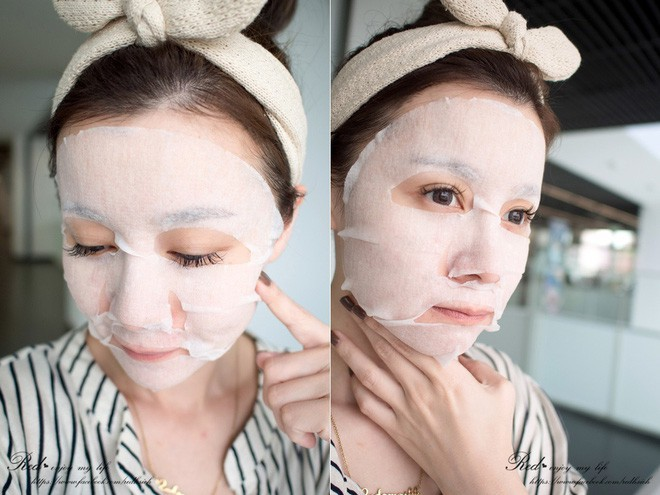 Review mặt nạ Sakura 3D Face Mask