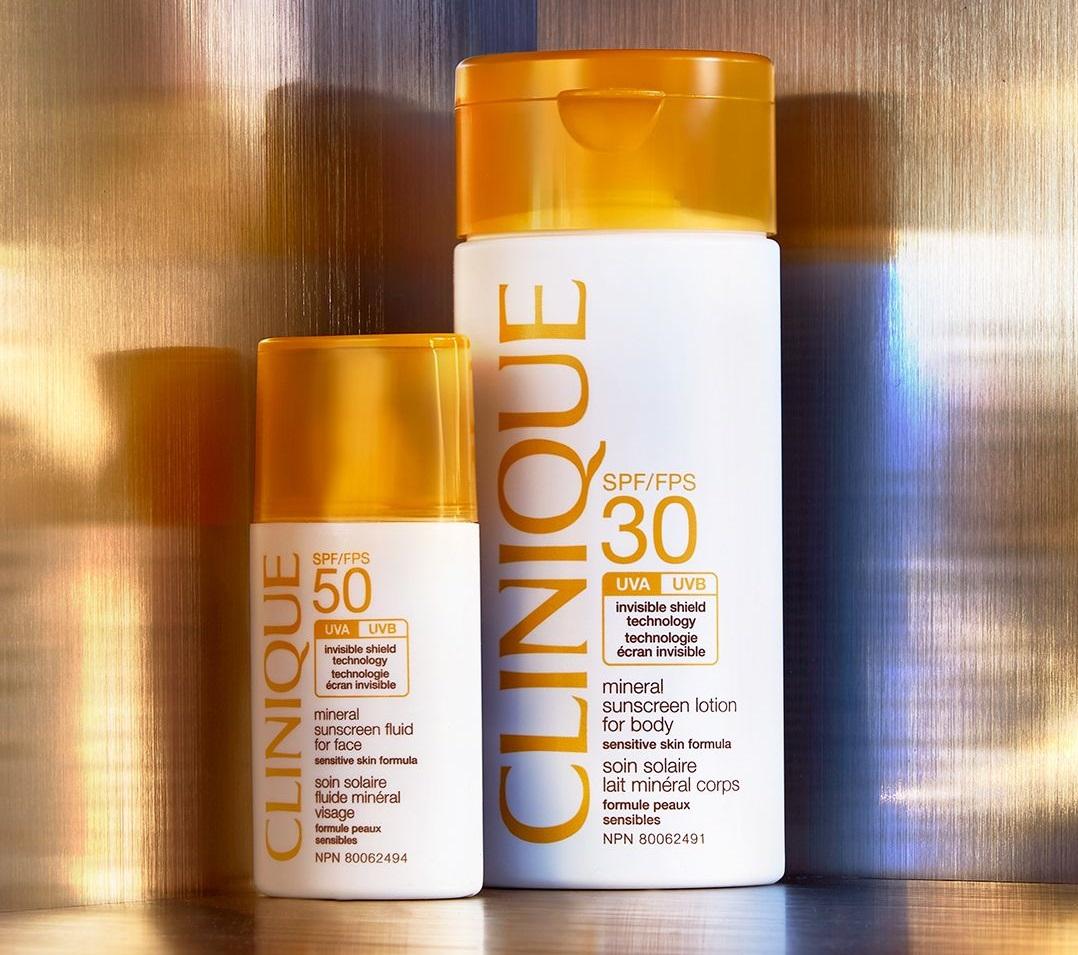 Kem chống nắng cho da dầu và mụn Clinique