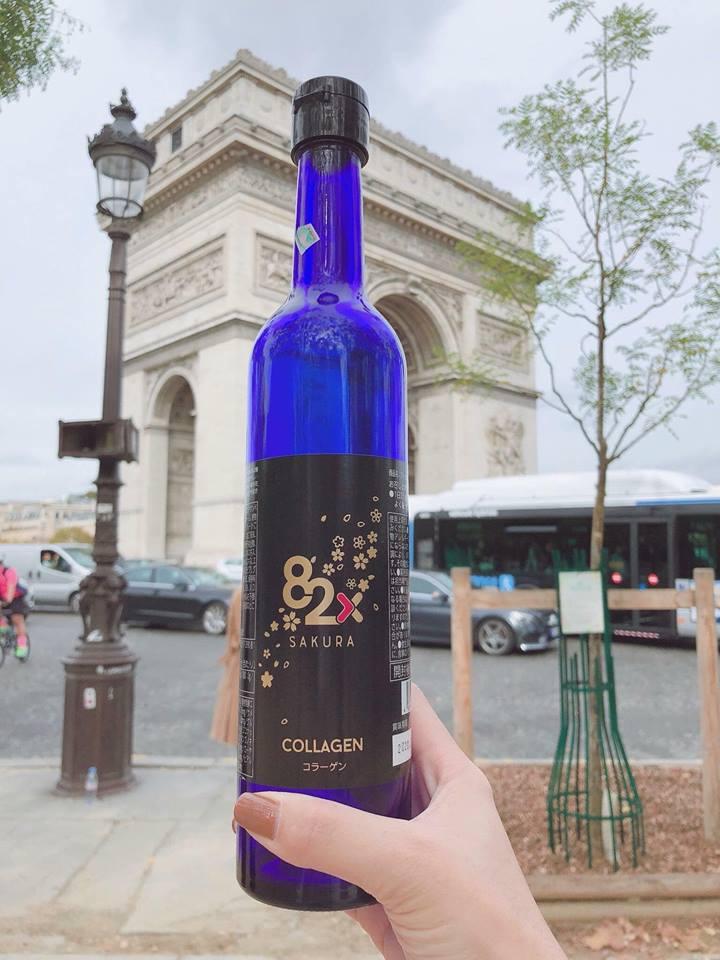 Nước uống collagen 82x sakura có tốt không