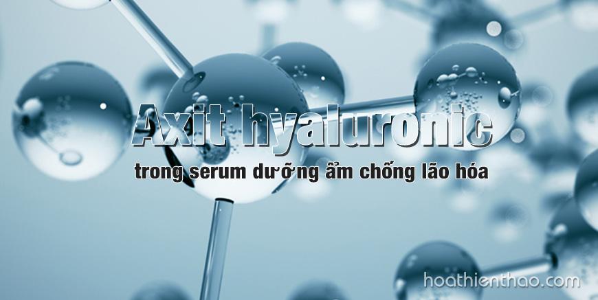 hyaluronic acid cấp ẩm