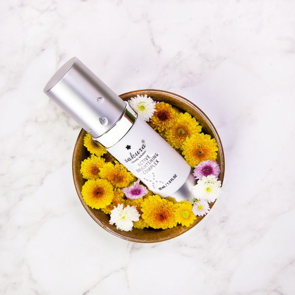 Kem trị nám cho nam tốt nhất enzyme sakura acticve brightening complex